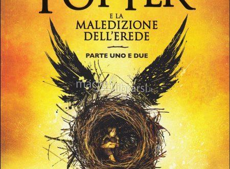 Harry Potter e la maledizione dell'erede. Parte 1 e 2 di JK Rowling, John Tiffany e Jack Thorne.