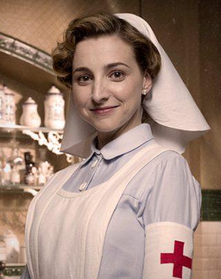 Tiempos de guerra. I personaggi. Le dame infermiere.