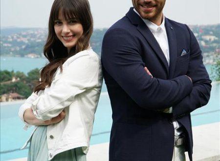 Serie tv turche. Dolunay. Presentazione.