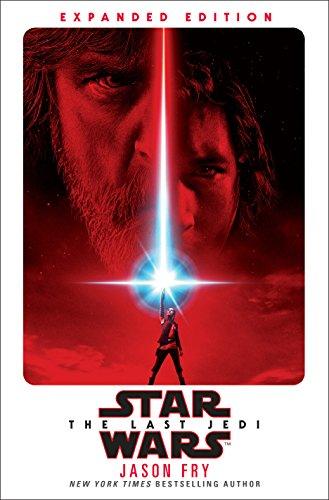 Star Wars The last Jedi. Di Jason Fry. Dal 6 marzo disponibile in lingua inglese.