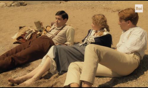 Il Confine. Il 15 e il 16 maggio su Rai Uno la miniserie ambientata negli anni della Grande Guerra.