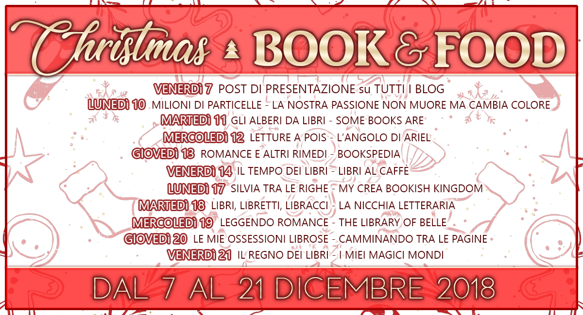 Christmas Book & Food - Silvia tra le righe