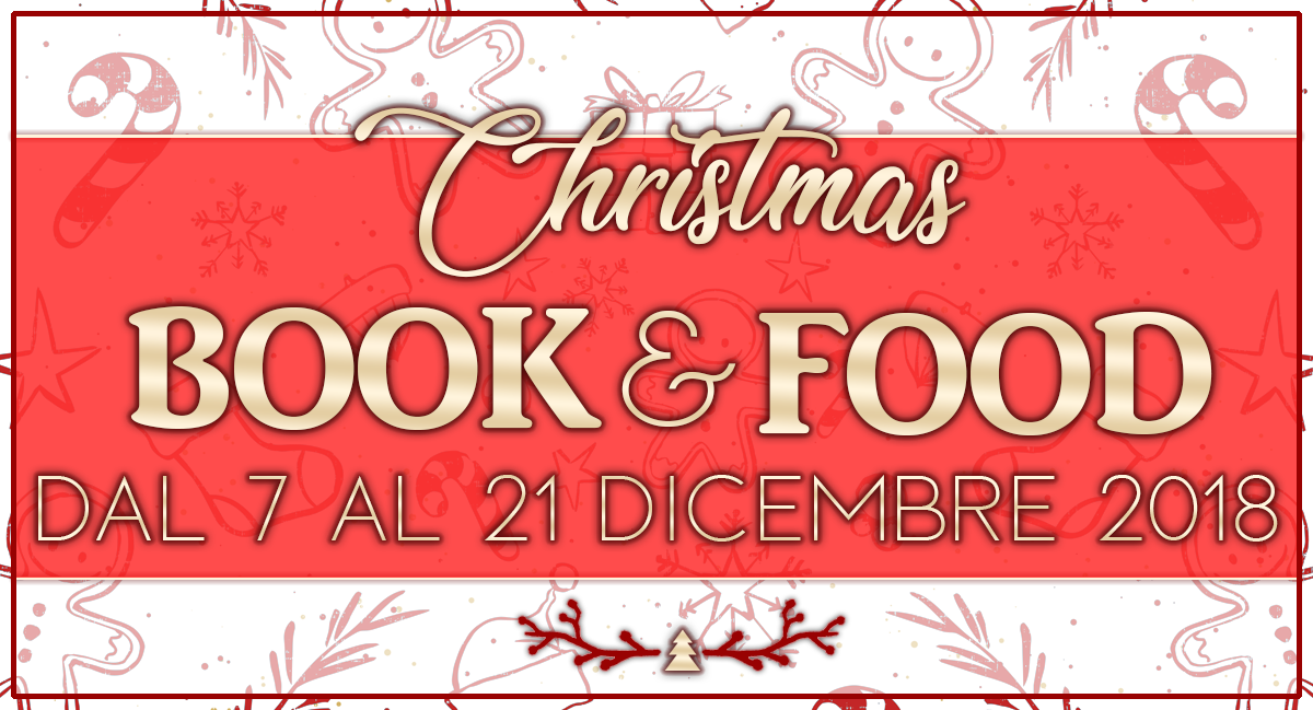 Christmas Book & Food - Silviatralerighe