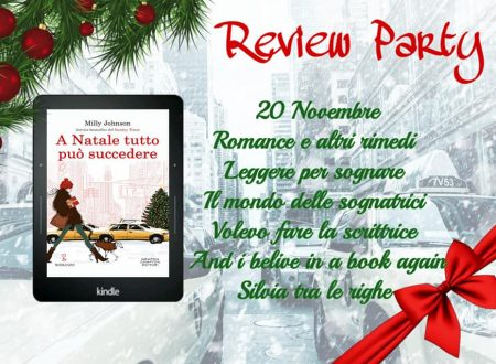 A Natale tutto può succedere di Milly Johnson: Review Party
