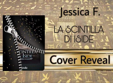 La scintilla di Iside ( Horus Series 1) di Jessica F: Cover Reveal