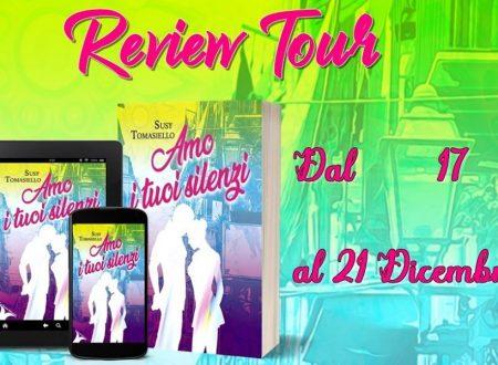 Amo i tuoi silenzi di Susy Tomasiello : Review Tour