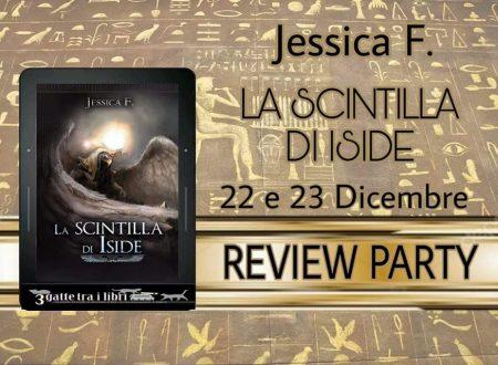 La Scintilla di Iside di Jessica F: Review Party
