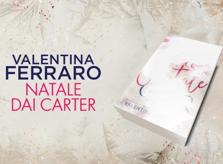 Natale dai Carter di Valentina Ferraro: Cover Reveal