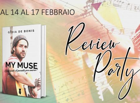 My Muse di Gioia De Bonis : Review Party