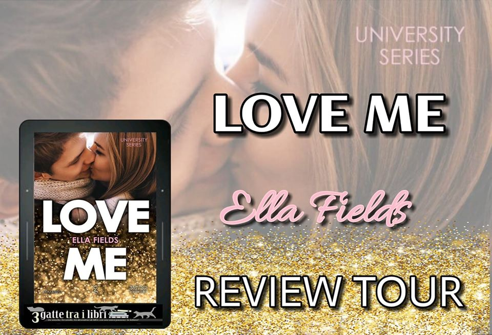 Love Me - Review Tour - banner