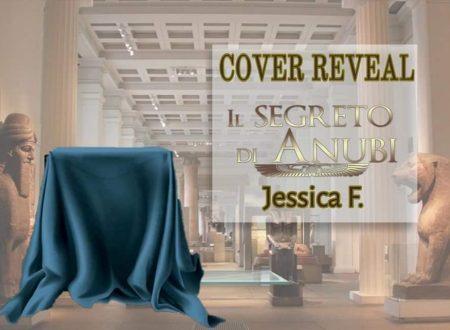 Il  segreto di Anubi di Jessica F (Horus Series Vol 2): Cover Reveal