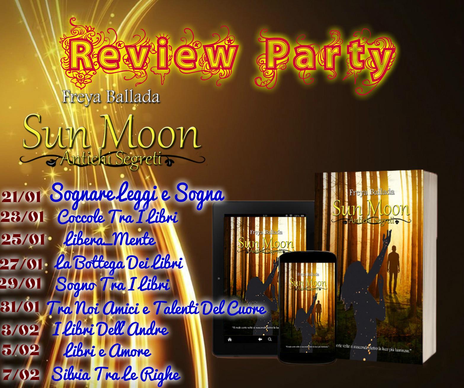Sun Moon - banner- recensione