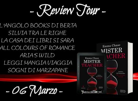 Mister Teacher di Emma Chase : Review Tour