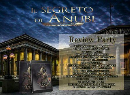 Il segreto di Anubi di Jessica F: Review Party