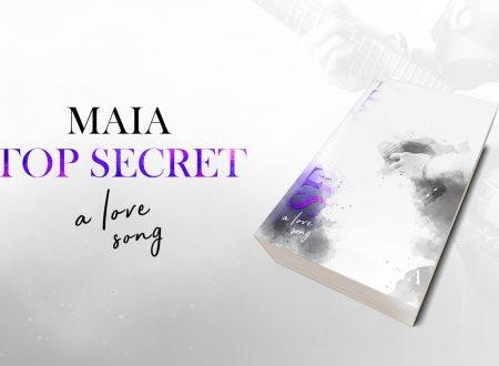 Top Secret. A love story di Maia: Cover Reveal
