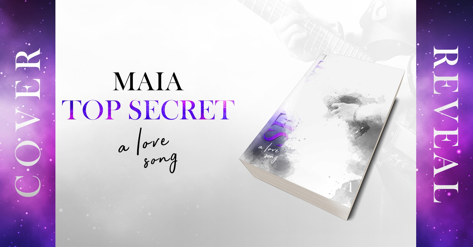 Top Secret. A love story - banner- cover reaveal