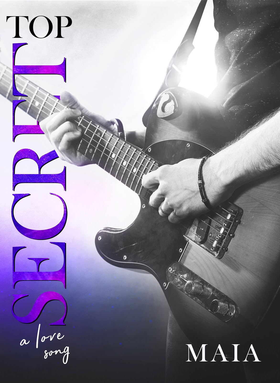 Top Secret. A love story - cover ebook
