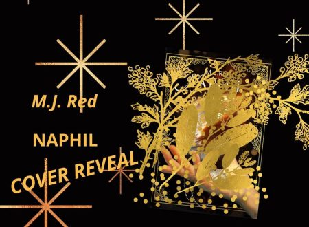 Naphil di M.J. Red: Cover Reveal
