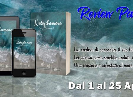 Note d'amore di  Susy Tomasiello: Review Party