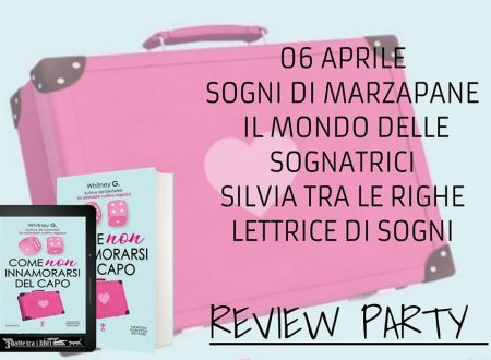 Come non innamorarsi del capo di Whitney G: Review Party