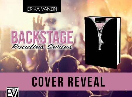 Backstage di Erika Vanzin : Cover Reveal