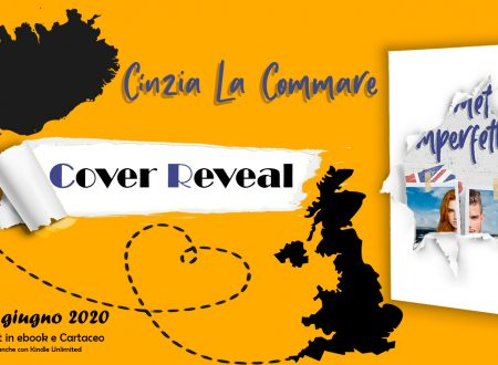 La metà imperfetta di Cinzia La Commare: Cover Reveal