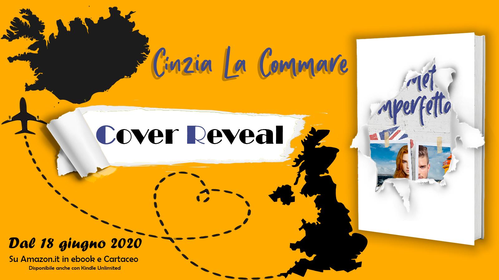 La metà imperfetta - banner cover reveal