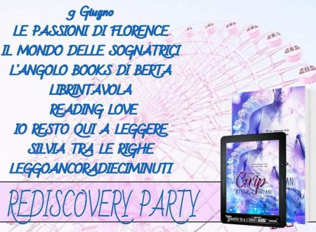 Grip di  Kennedy Ryan : Rediscovery Party