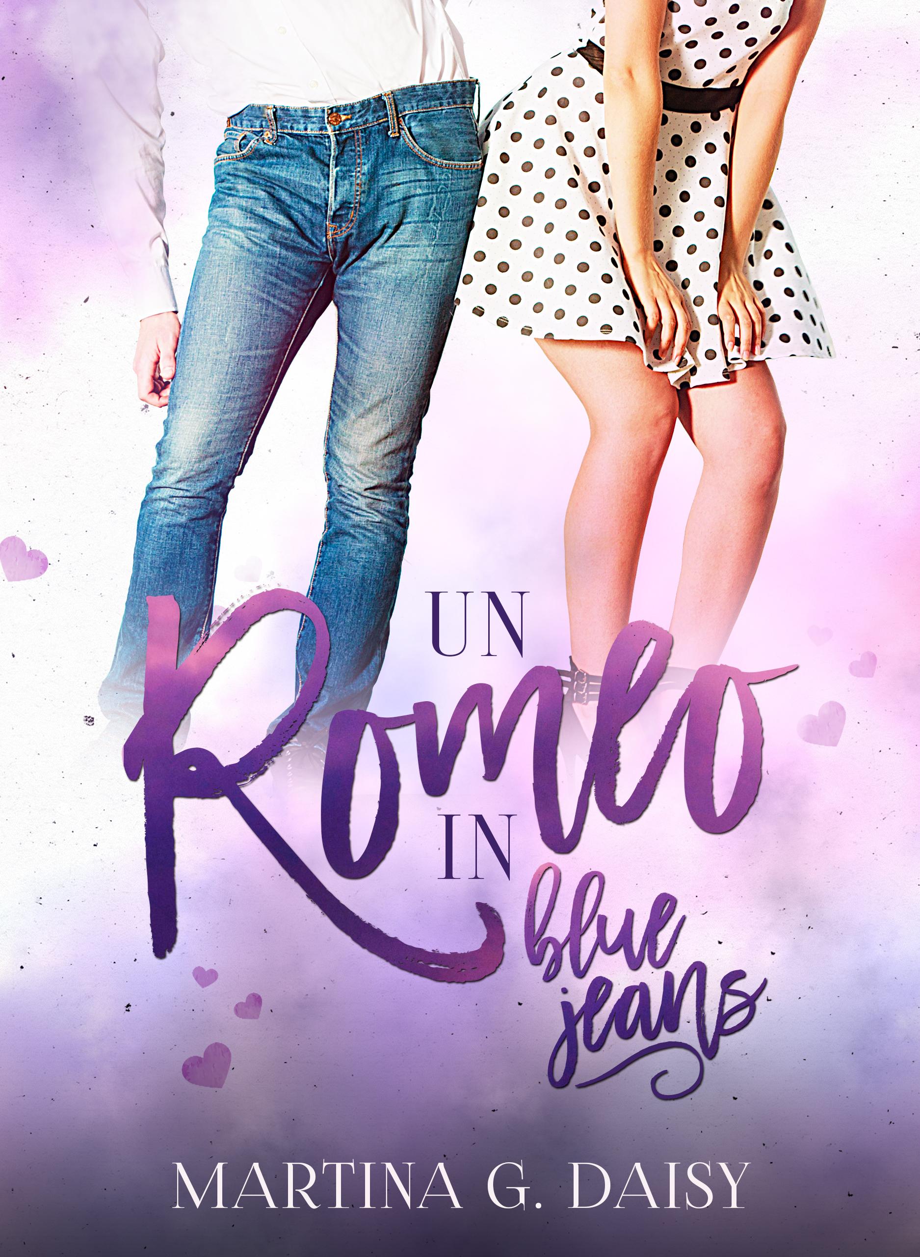 Un Romeo in Blue Jeans - cover - ebook