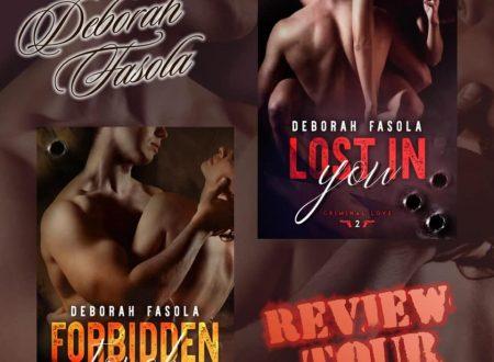 Lost in you di Deborah Fasola: Review Tour