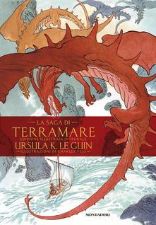La saga di Terramare - cover