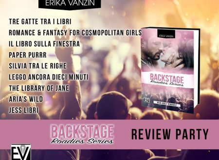 Backstage di Erika Vanzin: Review Party