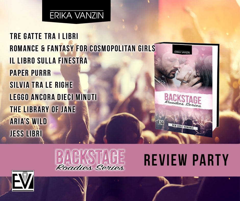 Backstage - rp - cover