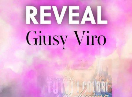 Tutti i colori dell'anima di Giusy Viro: Cover Reveal