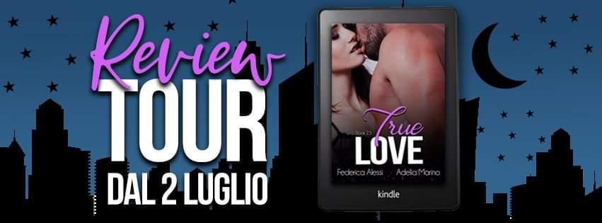 True love - banner - review tour