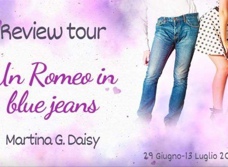Un Romeo in Blue Jeans di Martina G. Daisy: Review Tour