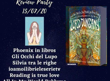 Il libro delle meraviglie e altre fantasmagorie di Lord Dunsany : Review Party
