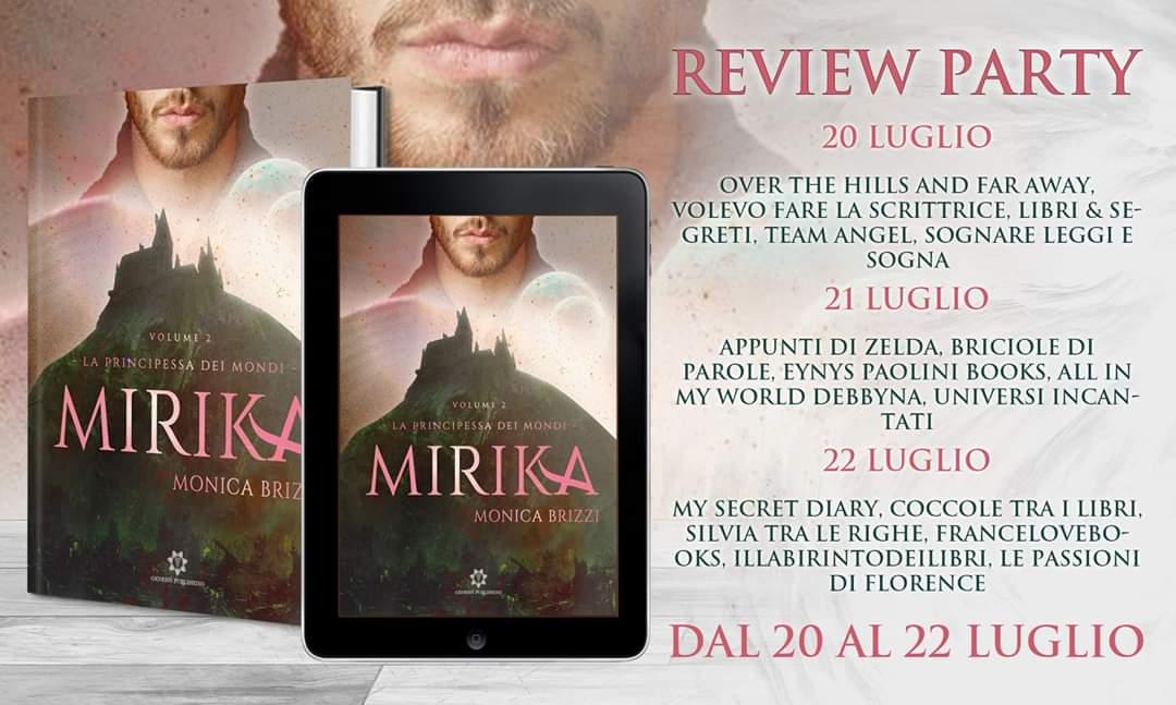 Mirika - calendario