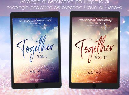 Together: l'antologia della Words Edizioni e del blog Rfs per aiutare il Gaslini di Genova