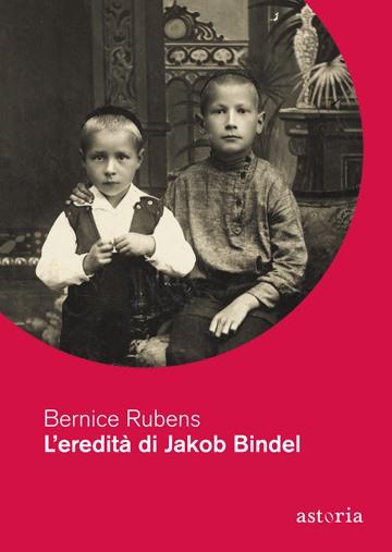L'eredità di Jakob Bindel - cover