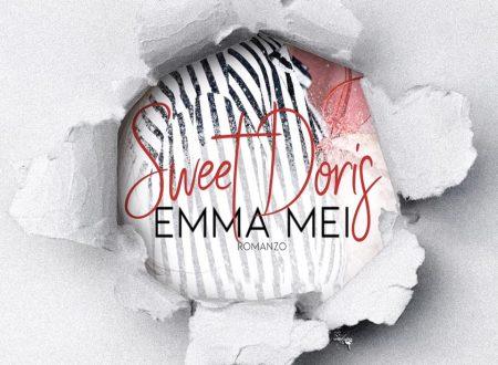 Sweet Doris di Emma Mei: Cover Reveal