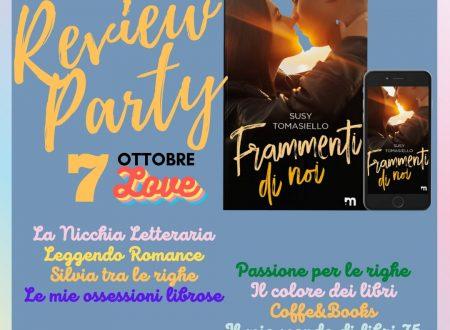 Frammenti di noi di Susy Tomasiello: Review Party