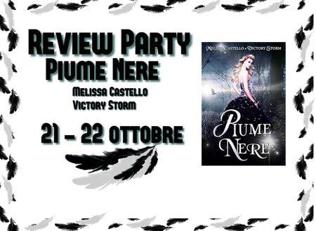 Piume nere di Victory Storm e Melissa Castello: Review Party