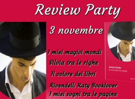 Io sono del mio amato di Annick Emdin: Review Party
