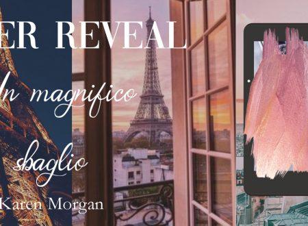 Un magnifico sbaglio di Karen Morgan: Cover Reveal