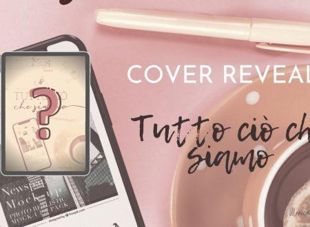 Tutto ciò che siamo di Monica Brizzi: Cover Reveal