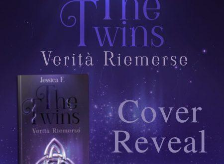 The Twins di Jessica F : Cover Reveal