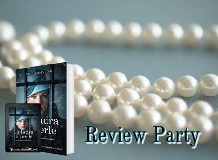 La ladra di perle di Fiona McIntosh – Recensione: Review Party