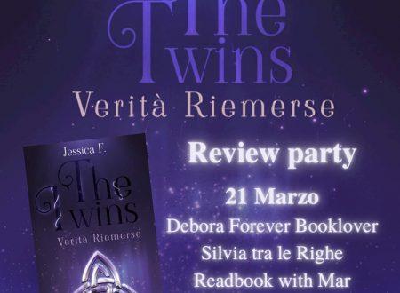 The Twins – Verità riemerse di Jessica F – Recensione: Review Party
