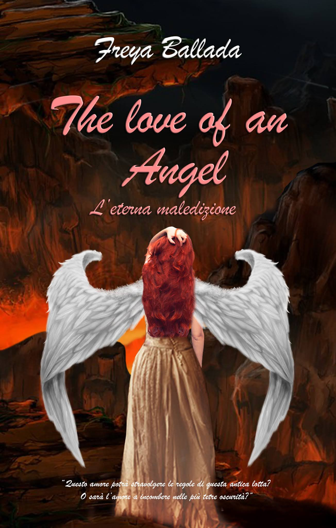 The love of an angel - cover
